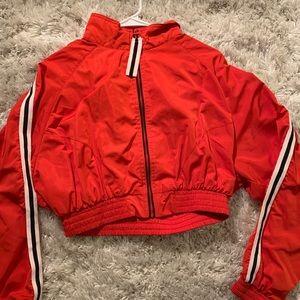 Crop Jacket Sz S